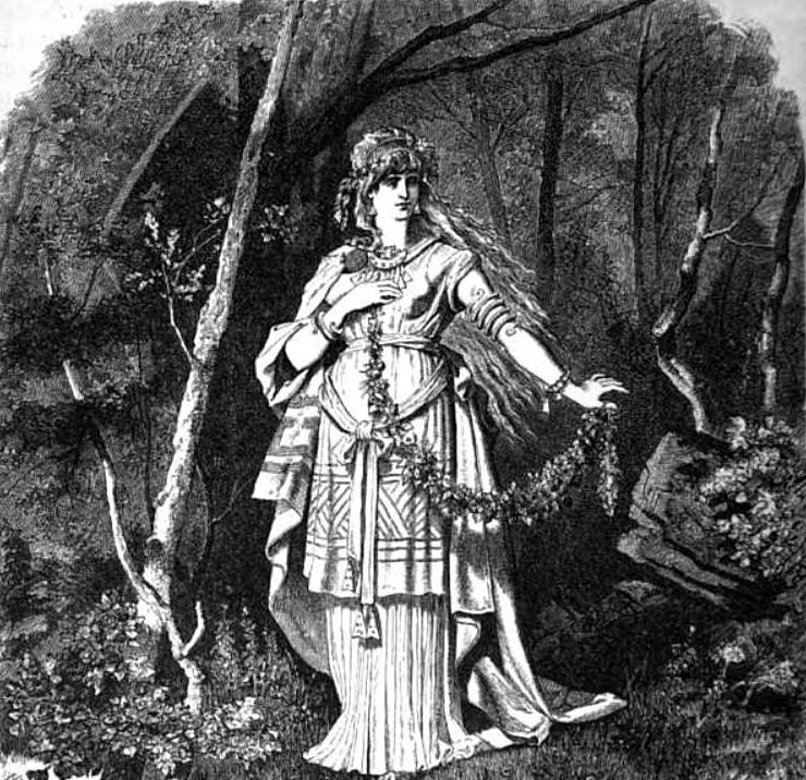 Freya by c e doepler