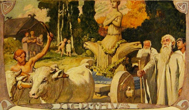 Nerthus by emil doepler