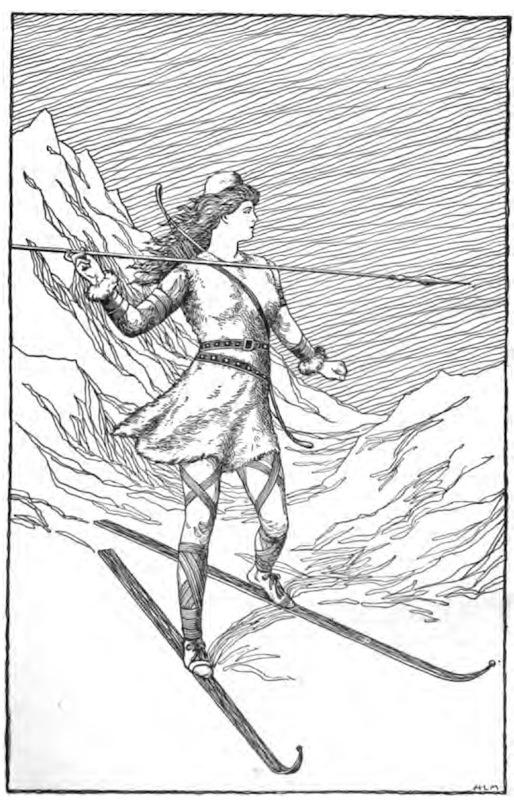 Skadi hunting